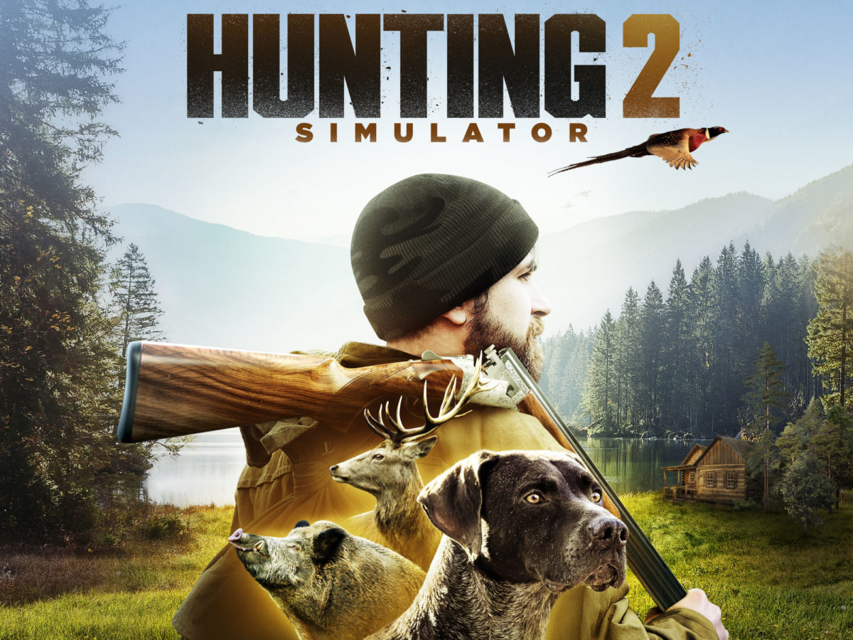 hunting simulator 2 cover wallpaper 74050