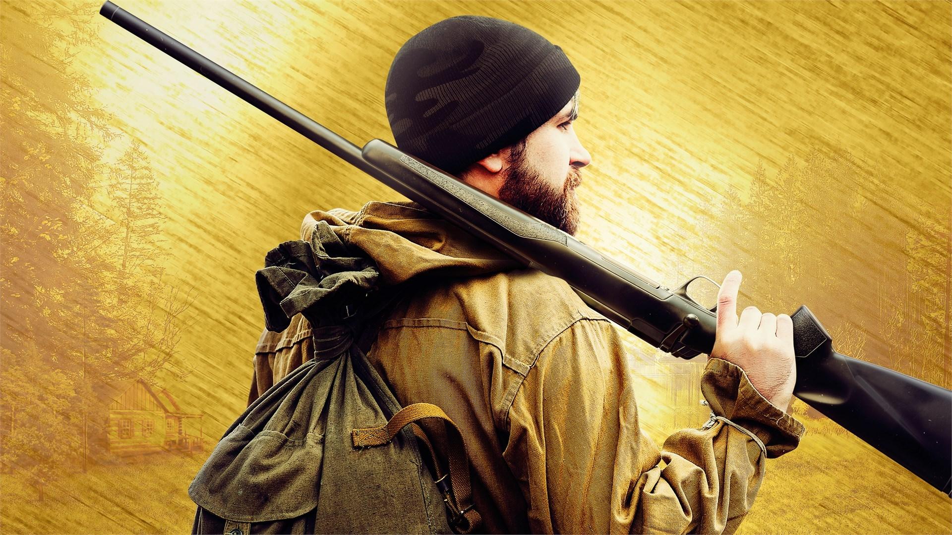 hunting simulator 2 game wallpaper 74044
