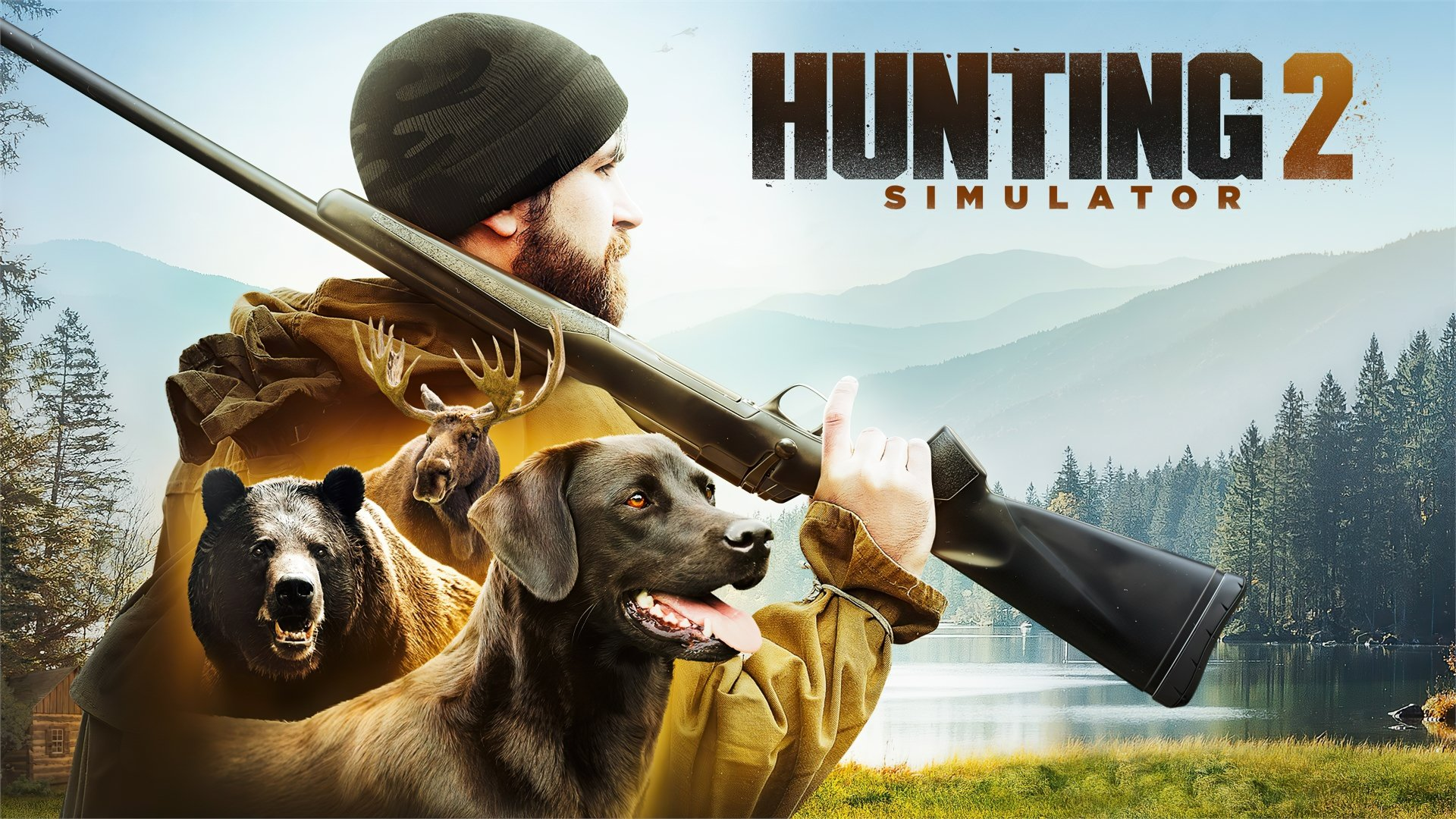 hunting simulator 2 game wallpaper 74062