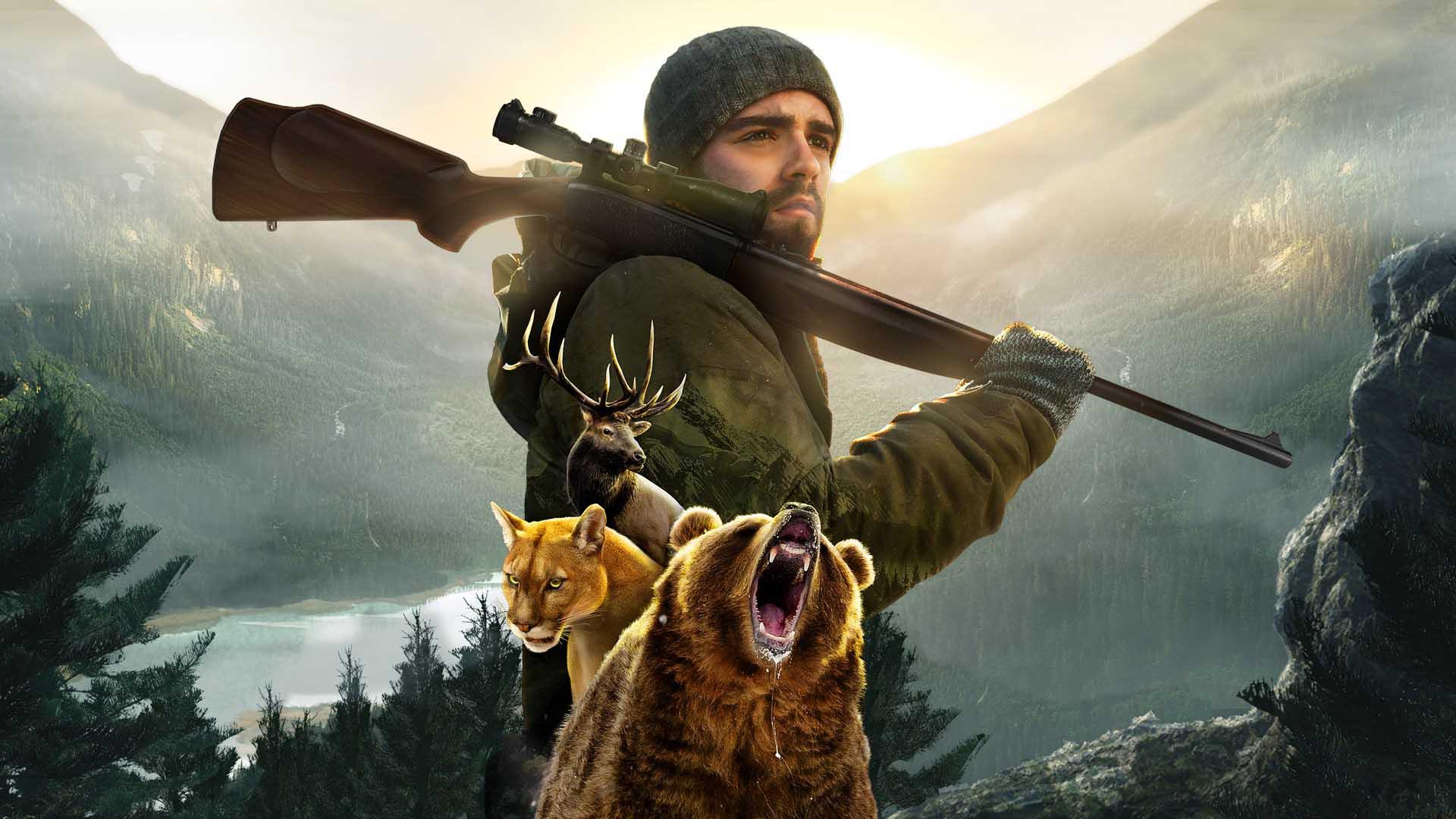 hunting simulator 2 ps5 wallpaper 74057
