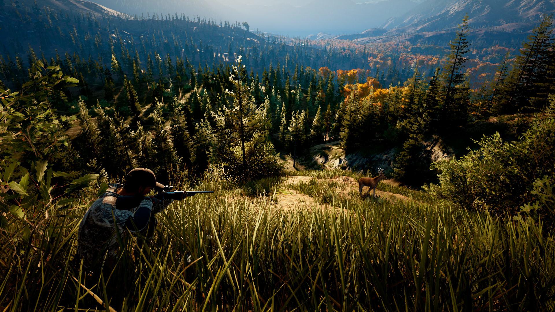 hunting simulator 2 video game wallpaper 74052
