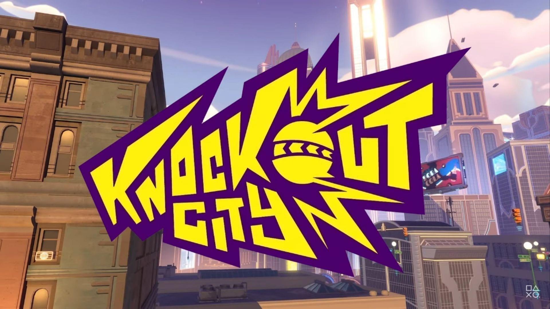 knockout city logo wallpaper 74535