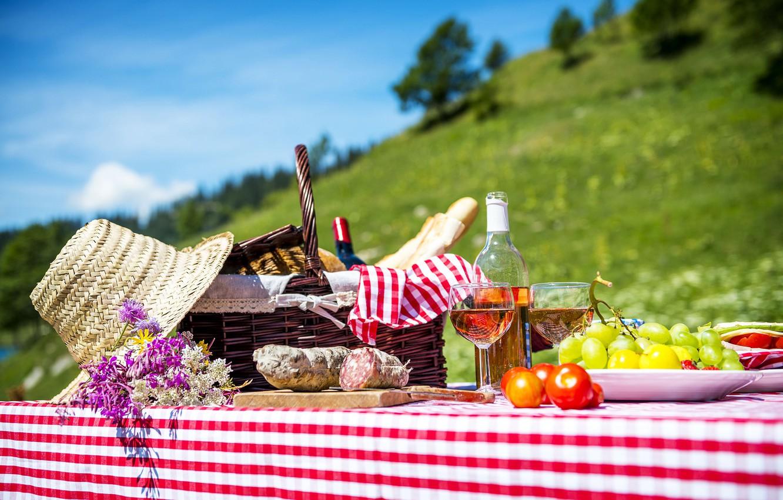 picnic food wallpaper 73171