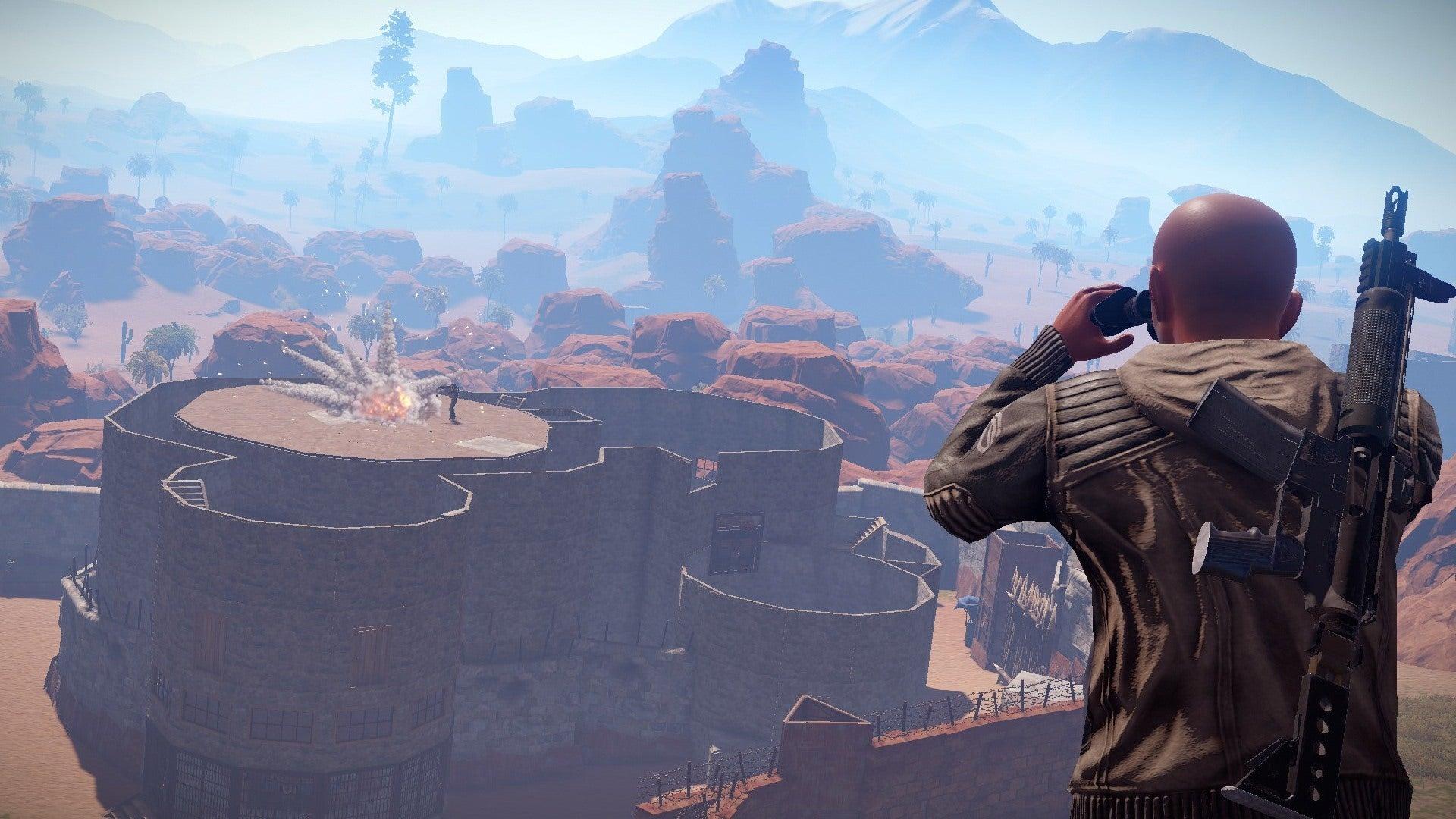 rust game wallpaper 74553