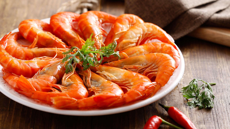 shrimp food hd wallpaper 73467