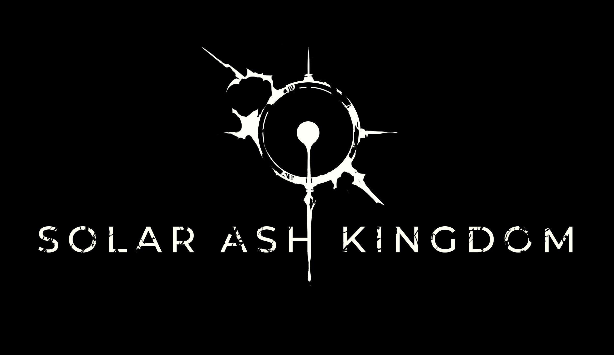 solar ash kingdom logo wallpaper 73231