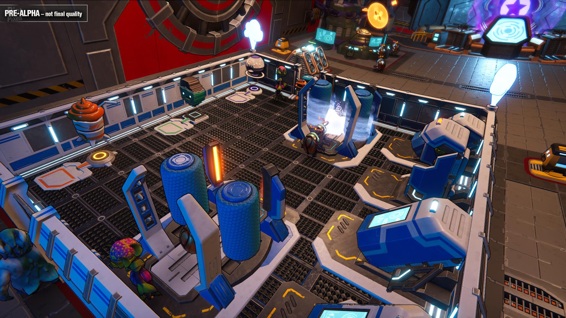 spacebase startopia screenshot wallpaper 72791