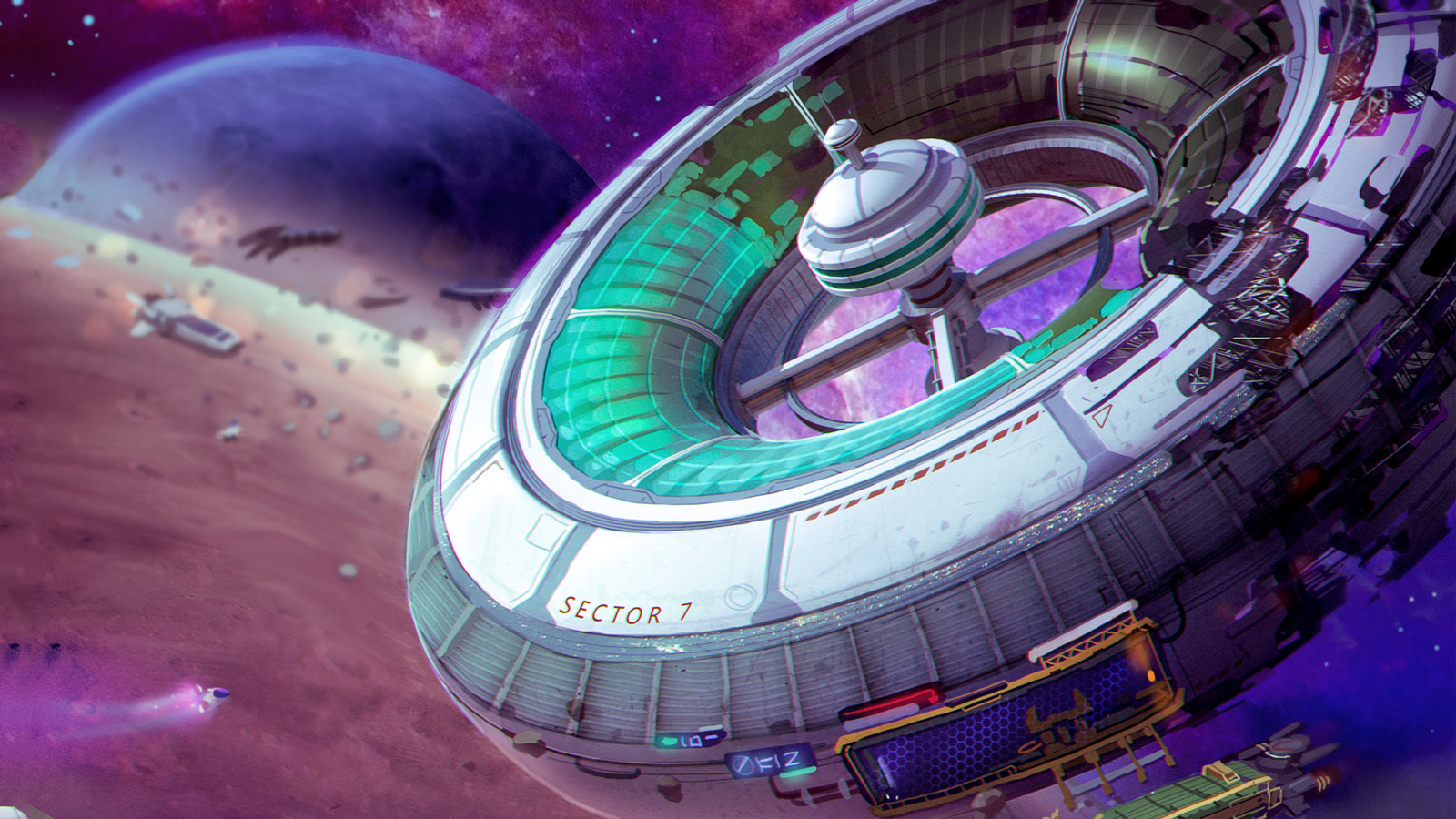spacebase startopia wallpaper 72794