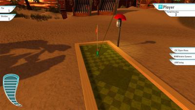 3D MiniGolf Game Wallpaper 74629