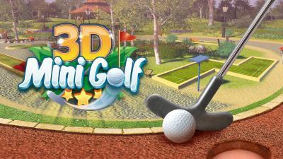 3D MiniGolf Video Game Wallpaper 74633