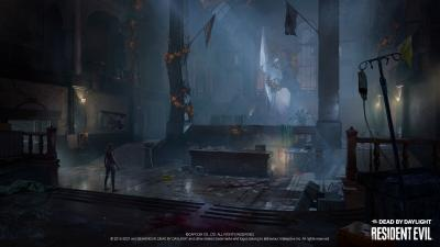 Dead by Daylight Resident Evil Computer Wallpaper 74618