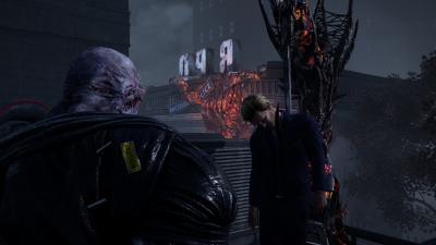 Dead by Daylight Resident Evil Desktop Wallpaper 74622