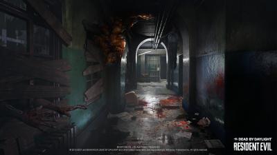 Dead by Daylight Resident Evil Photos Wallpaper 74619