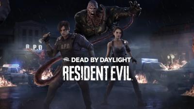 Dead by Daylight Resident Evil Wallpaper 74624