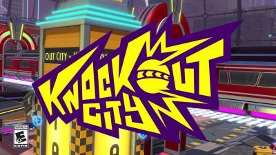 Knockout City Game Logo Wallpaper 74536