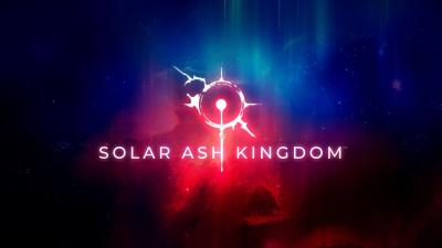 Solar Ash Kingdom Logo Wallpaper 73225