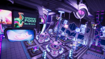 Spacebase Startopia Desktop Wallpaper 72787