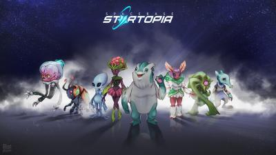 Spacebase Startopia Game Wallpaper 72799
