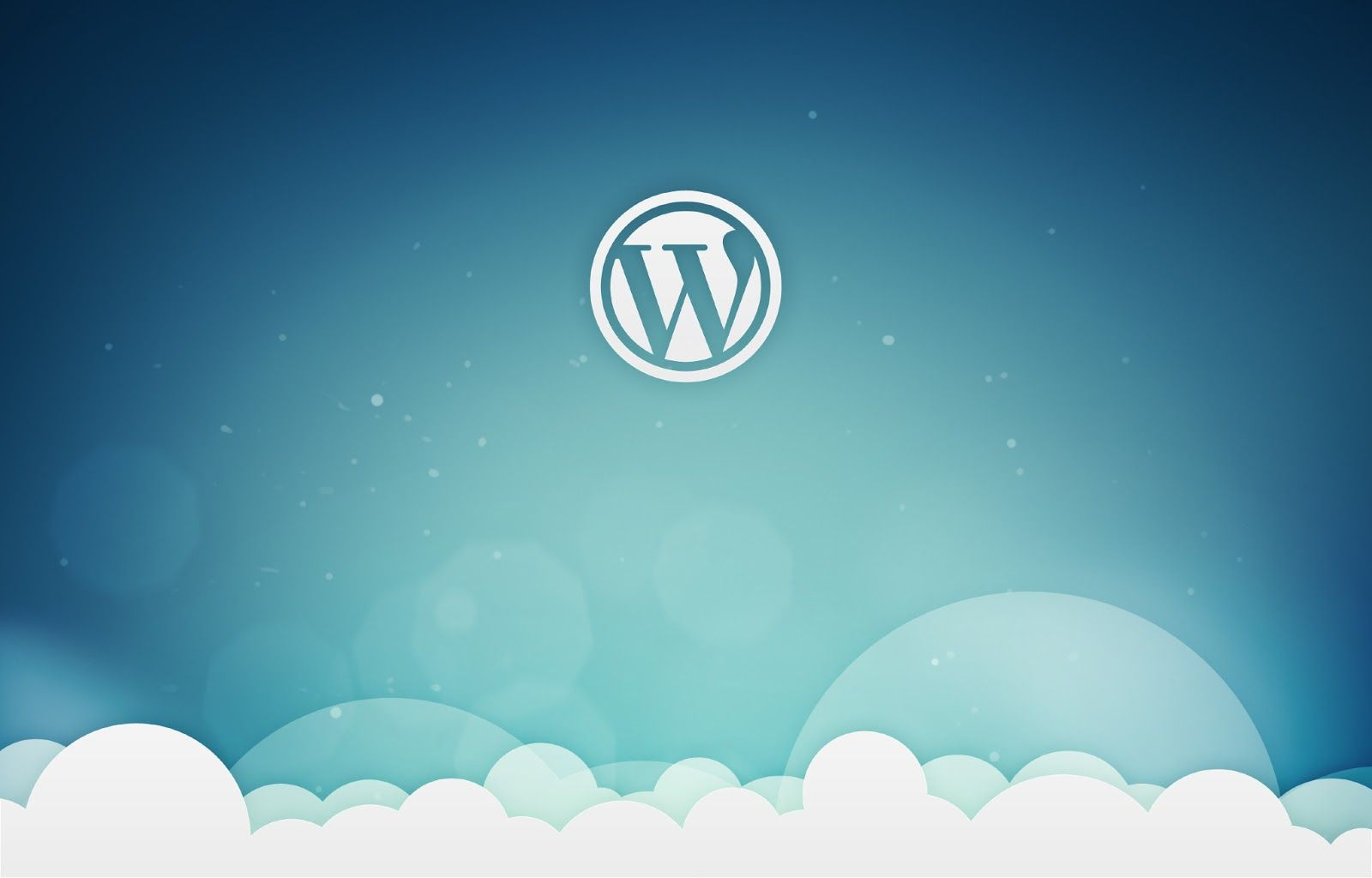 wordpress logo computer wallpaper 74195