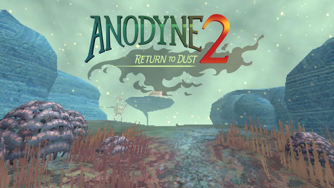anodyne 2 return to dust wallpaper 74209