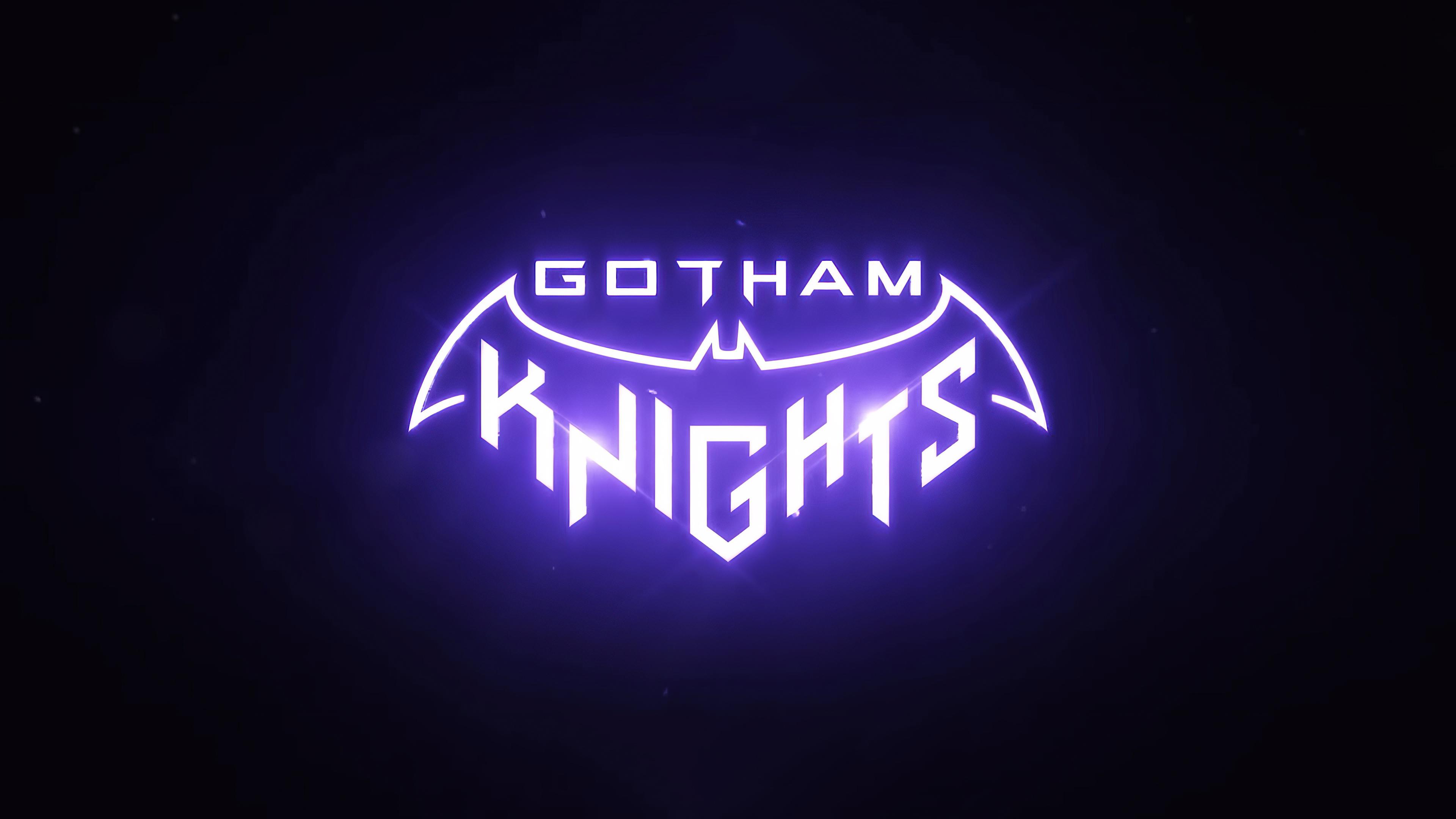 gotham knights logo wallpaper 73237