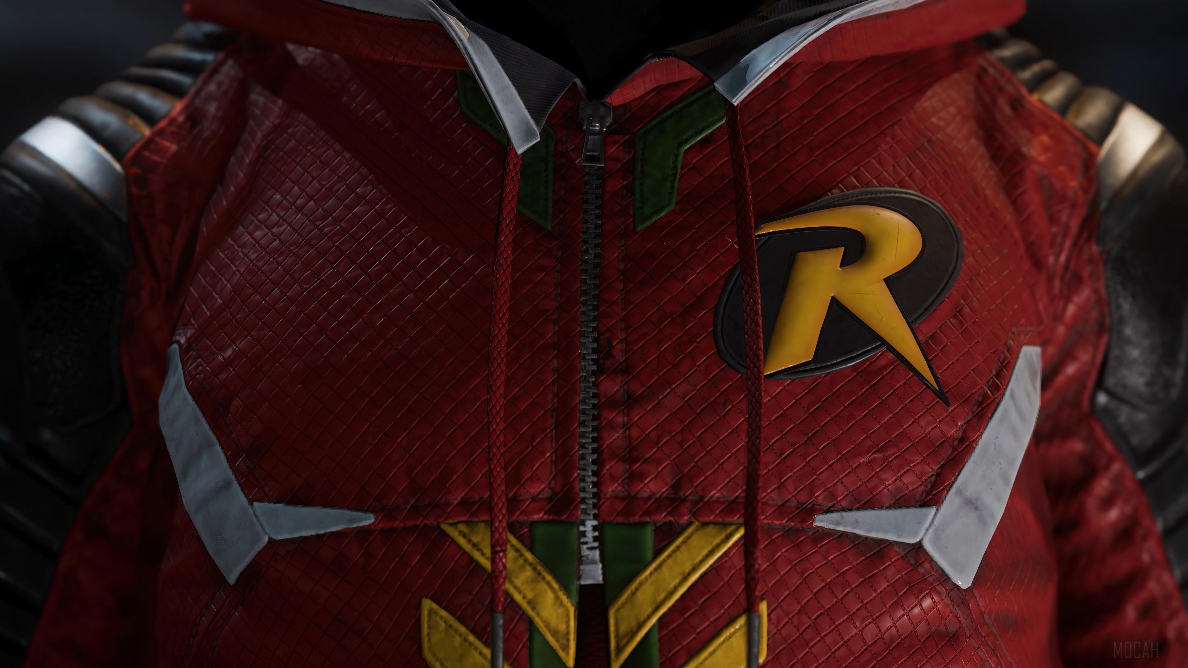 gotham knights robin hd wallpaper 73235