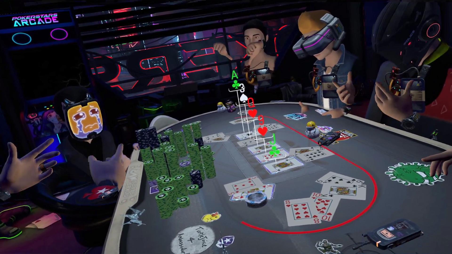 hd pokerstars vr wallpaper 73547