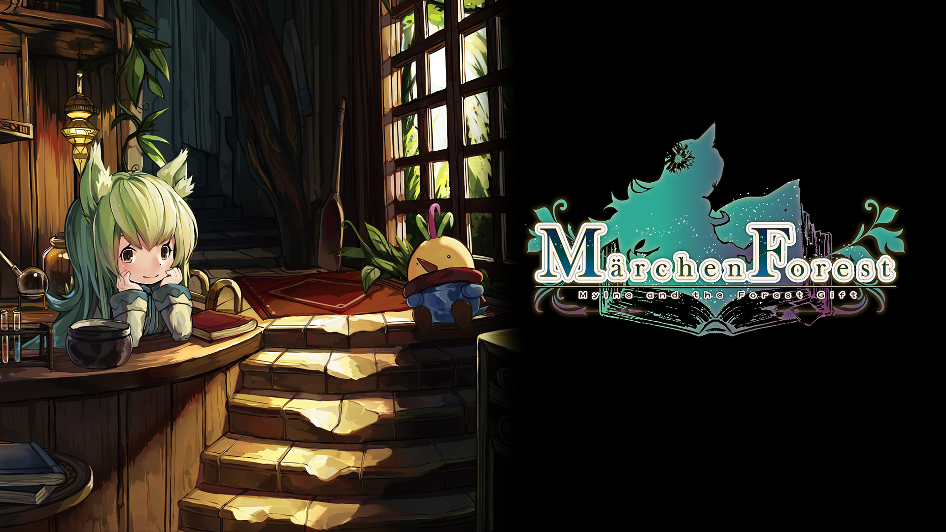 marchen forest game wallpaper 73429
