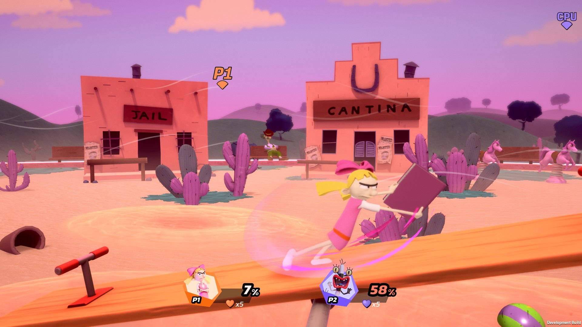 nickelodeon all star brawl screenshot wallpaper 75895