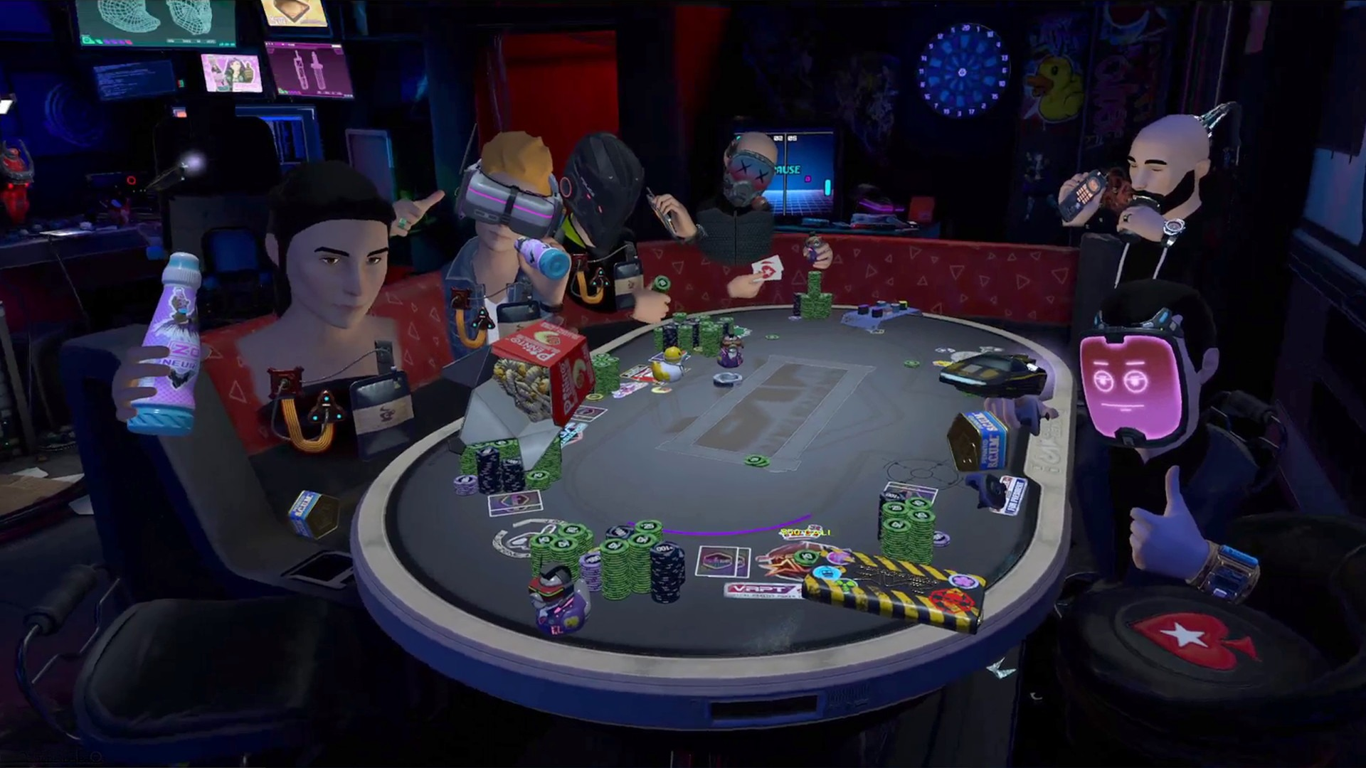 pokerstars vr gameplay wallpaper 73541