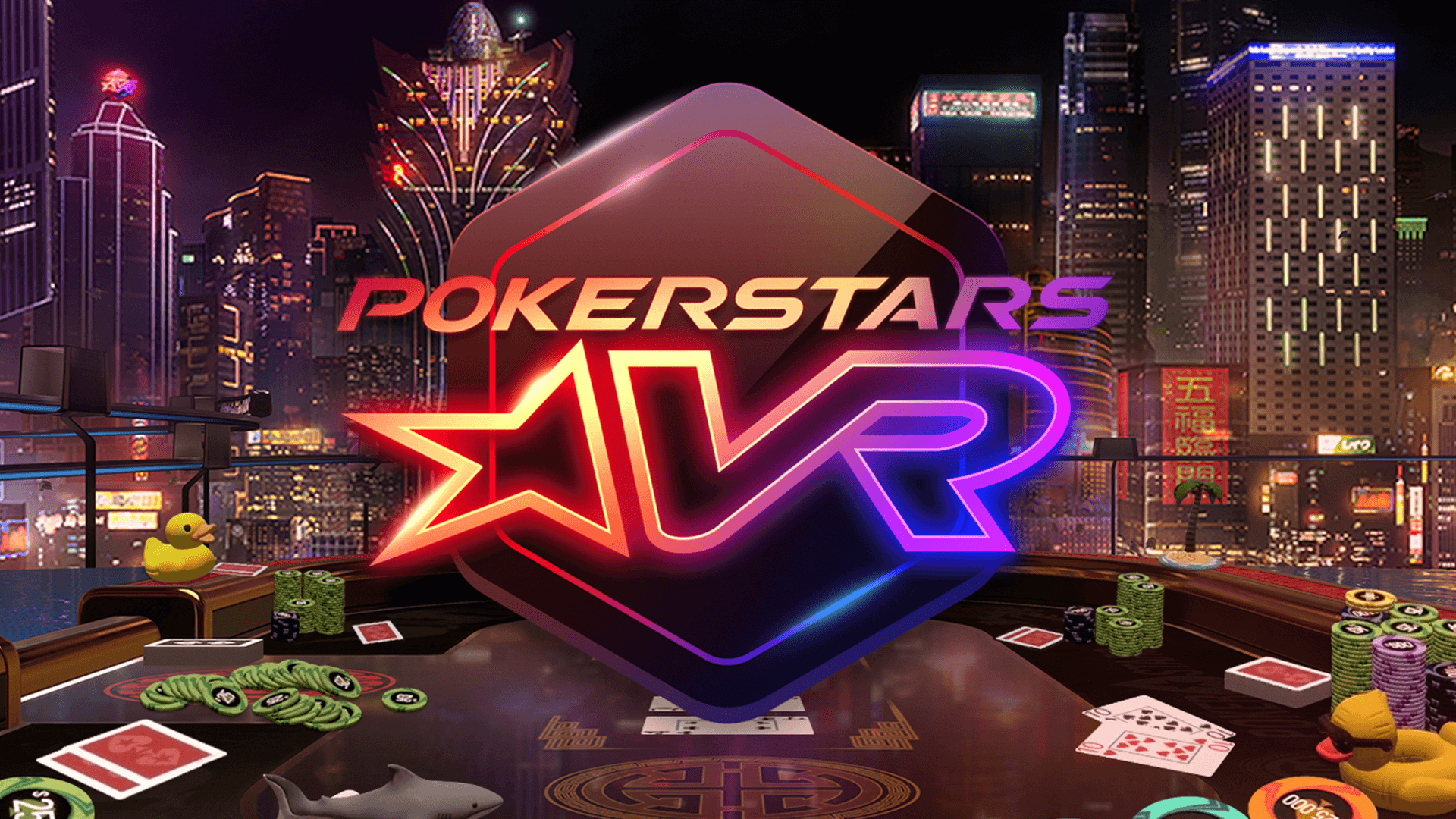 pokerstars vr video game wallpaper 73546