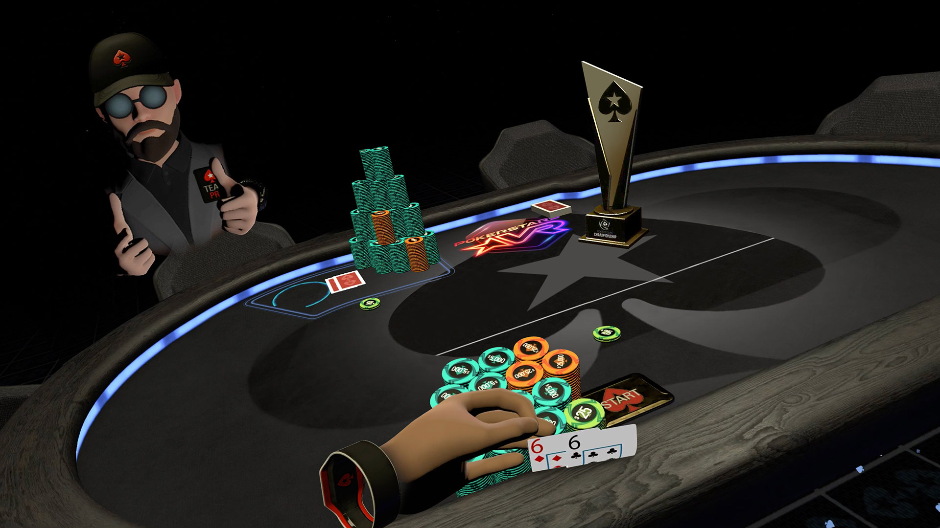 pokerstars vr wallpaper 73551