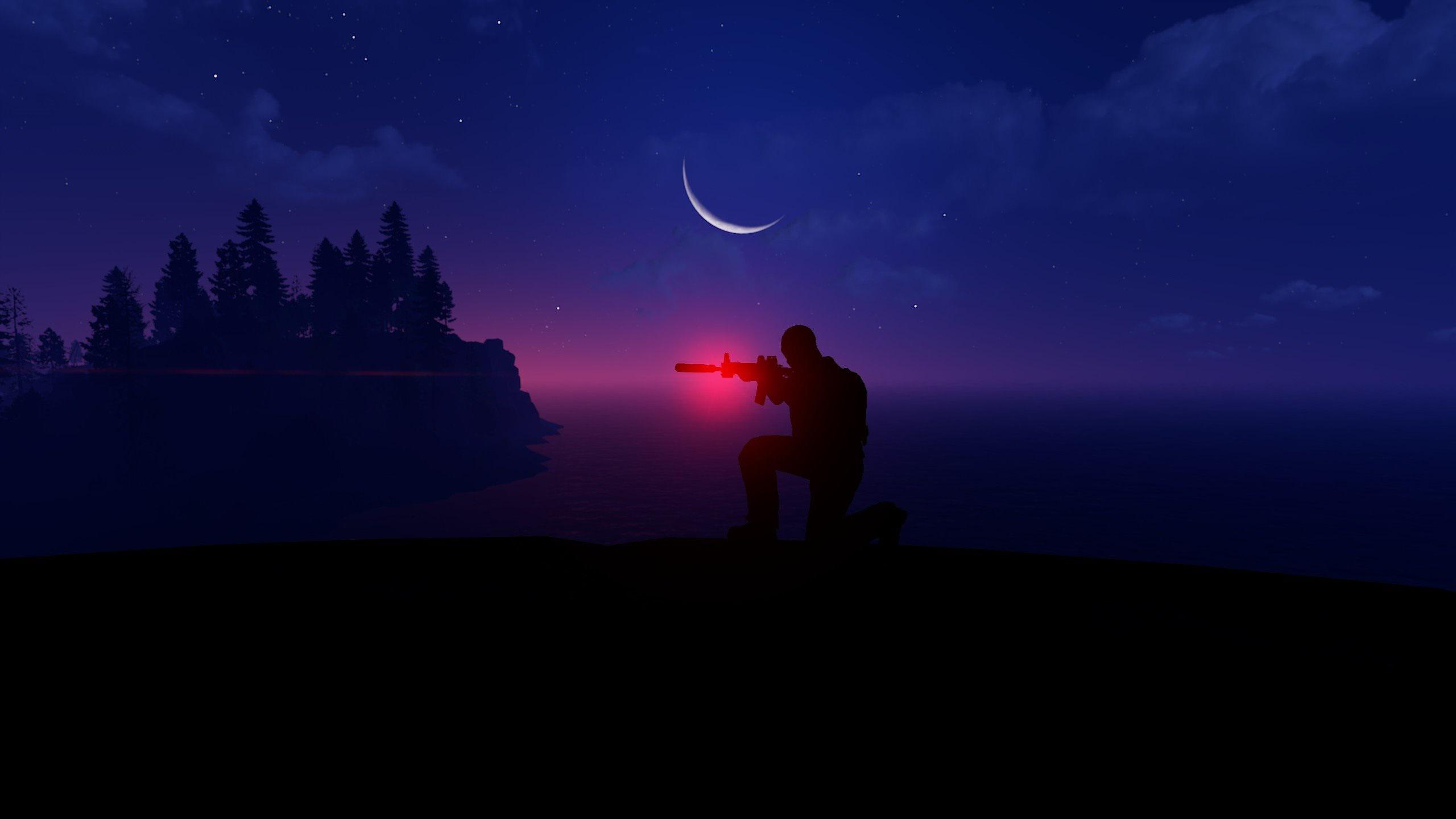 rust game background wallpaper 74559