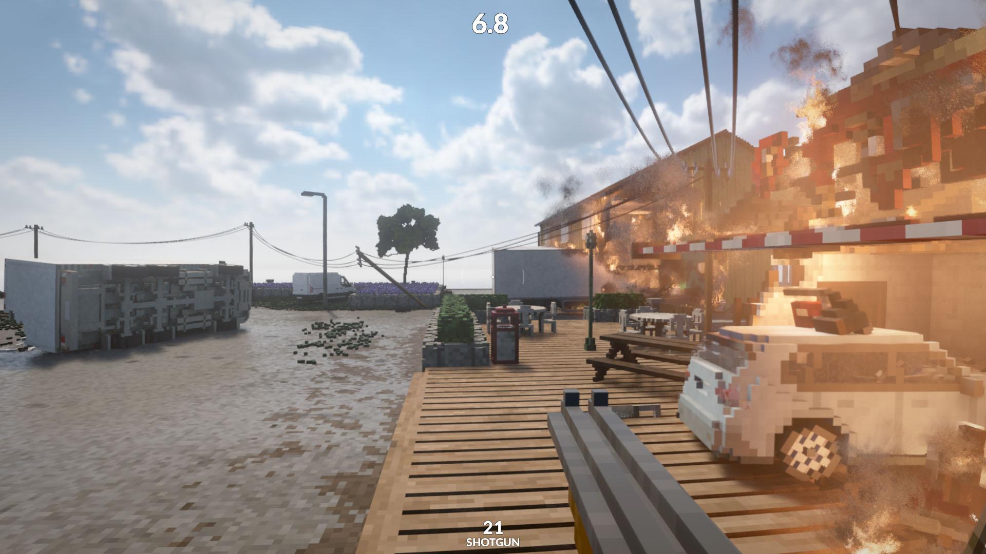 teardown game screenshot wallpaper 73271