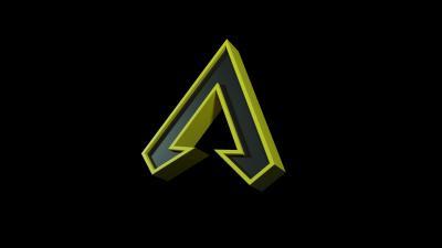 3D Apex Logo Wallpaper 75340