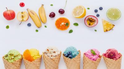 Colorful Ice Cream HD Wallpaper 73822