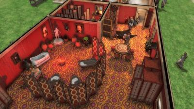 Crossroads Inn Wallpaper 75283