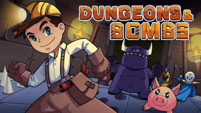 Dungeons and Bombs Game Wallpaper 73743