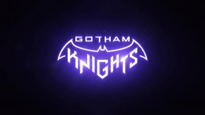 Gotham Knights Logo Wallpaper 73237