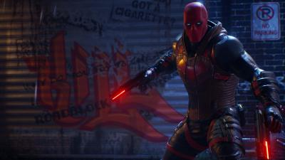 Gotham Knights Red Hood Wallpaper 73244