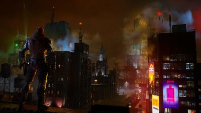 Gotham Knights Video Game Wallpaper 73240