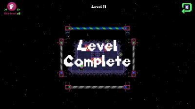 Gravifire Level Complete Wallpaper 73747