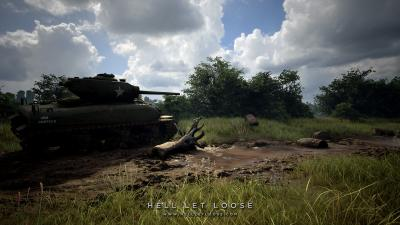 Hell Let Loose Tank Wallpaper 75875