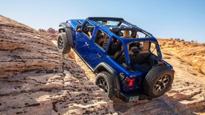 Jeep Wrangler Widescreen Wallpaper 74076
