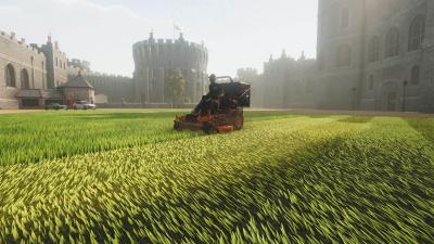 Lawn Moving Simulator Desktop Wallpaper 75677