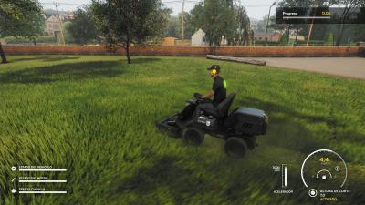 Lawn Moving Simulator HD Wallpaper 75685
