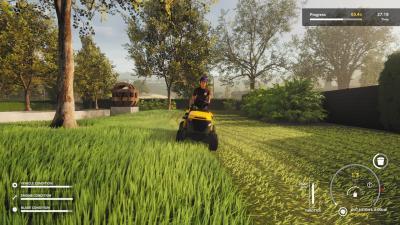 Lawn Moving Simulator Screenshot Wallpaper 75681