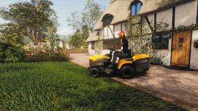 Lawn Moving Simulator Wallpaper 75675