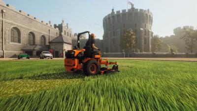 Lawn Moving Simulator Wallpaper 75676