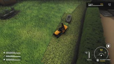 Lawn Moving Simulator Wallpaper 75679
